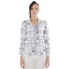 Diamonds Rectangle Windbreaker (women) by Jojostore