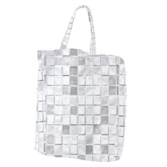 Diamonds Rectangle Giant Grocery Tote