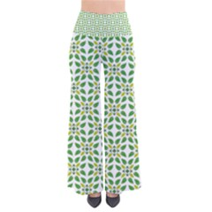 Leaf Leaves Flora So Vintage Palazzo Pants by Alisyart