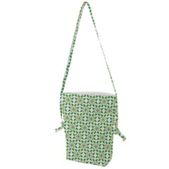 Leaf Leaves Flora Folding Shoulder Bag