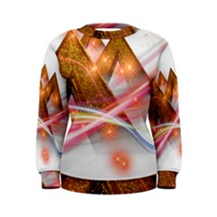 Golden Triangle Women s Sweatshirt