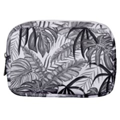 Leaves Nature Picture Make Up Pouch (small)