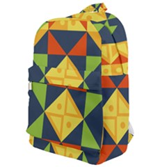 Geometric Color Classic Backpack
