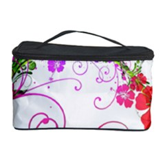 Flowers Floral Cosmetic Storage