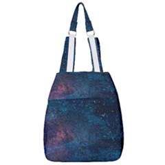 Cosmic Journey Center Zip Backpack