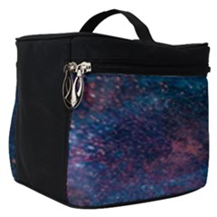 Cosmic Journey Make Up Travel Bag (small) by WensdaiAddamns