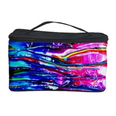 Paint Splatter   Rainbow Cosmetic Storage by WensdaiAddamns