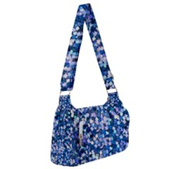 Blue Shimmer   Eco Glitter Post Office Delivery Bag by WensdaiAddamns