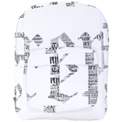 Taylor Swift Full Print Backpack