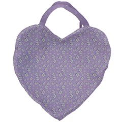 Atomic Effect  Giant Heart Shaped Tote by TimelessFashion