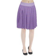 Brick Wall  Pleated Skirt by TimelessFashion