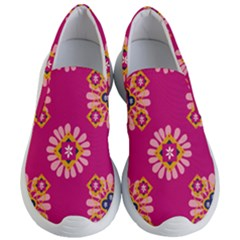 Morroco Tile Traditional Women s Lightweight Slip Ons by Mariart