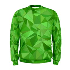 Mosaic Tile Geometrical Abstract Men s Sweatshirt