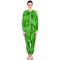 Mosaic Tile Geometrical Abstract Onepiece Jumpsuit (ladies)