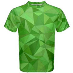 Mosaic Tile Geometrical Abstract Men s Cotton Tee