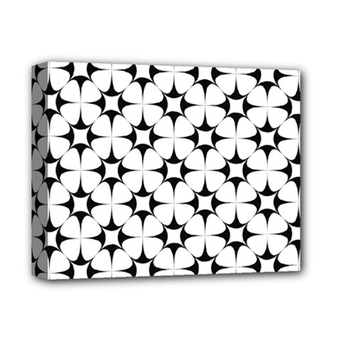 Star Background Deluxe Canvas 14  X 11  (stretched)