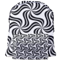 Soft Pattern Repeat Giant Full Print Backpack