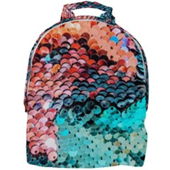 Dragon Scales Mini Full Print Backpack by WensdaiAddamns