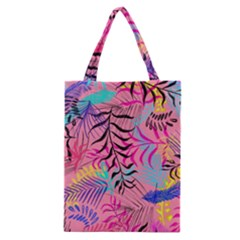 Illustration Reason Leaves Classic Tote Bag