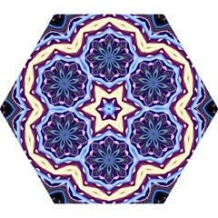 Mandala Mini Folding Umbrellas