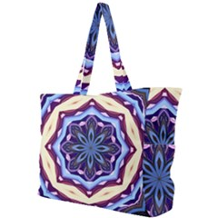 Mandala Simple Shoulder Bag