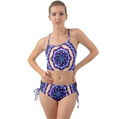 Mandala Mini Tank Bikini Set by AnjaniArt