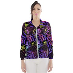 Leaves Nature Windbreaker (women)