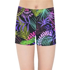 Leaves Nature Kids  Sports Shorts by Jojostore
