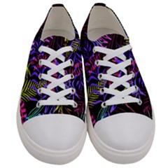Leaves Nature Women s Low Top Canvas Sneakers