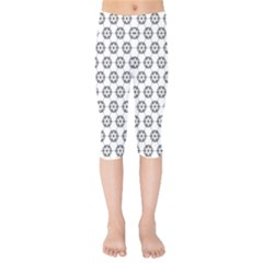 Seamless Star Kids  Capri Leggings