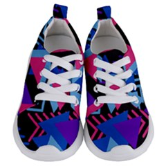 Memphis Pattern Geometric Abstract Kids  Lightweight Sports Shoes