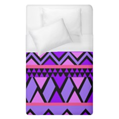 Seamless Purple Pink Pattern Duvet Cover (Single Size)