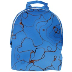 Pattern Background Abstract Mini Full Print Backpack