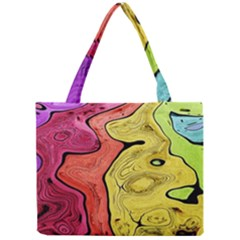 Pattern Background Abstract Mini Tote Bag