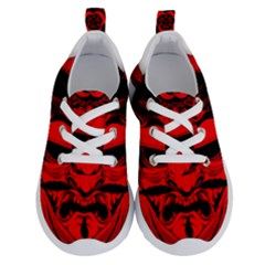 Oni Warrior Samurai Graphics Running Shoes