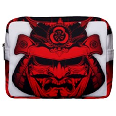 Oni Warrior Samurai Graphics Make Up Pouch (large)