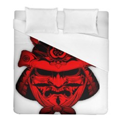 Oni Warrior Samurai Graphics Duvet Cover (full/ Double Size) by Jojostore