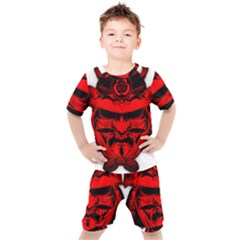 Oni Warrior Samurai Graphics Kid s Set by Jojostore