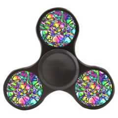 Network Nerves Finger Spinner by Alisyart