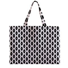 Triangle Seamless Pattern Mini Tote Bag by Alisyart