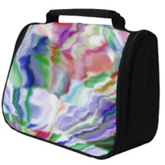 Crazy Colors  12 Full Print Travel Pouch (big) by MoreColorsinLife