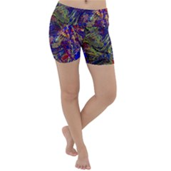 Crazy Colors  11 Lightweight Velour Yoga Shorts by MoreColorsinLife