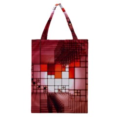 Pattern Structure Light Patterns Classic Tote Bag