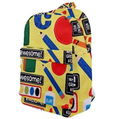 Fabric Cloth Textile Clothing Classic Backpack by Pakrebo