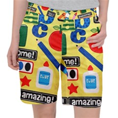 Fabric Cloth Textile Clothing Pocket Shorts