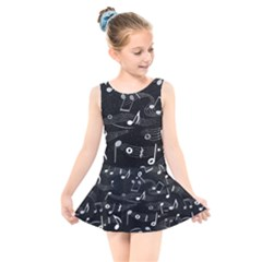 Fabric Cloth Textile Clothing Kids  Skater Dress Swimsuit