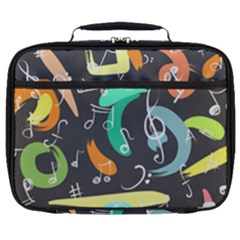 Repetition Seamless Tone Full Print Lunch Bag