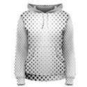 Square Rounded Background Women s Pullover Hoodie View1