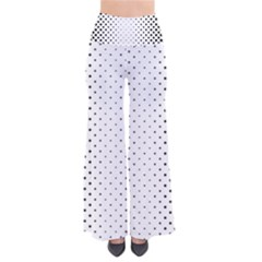 Square Rounded Background So Vintage Palazzo Pants