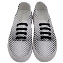 Square Rounded Background Men s Classic Low Top Sneakers View1